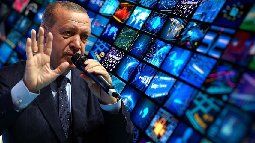 """Erdoğan eleştirilere hak verdi! """"Bazı dizilerden şikayetçiyim ve rahatsızım"""""""